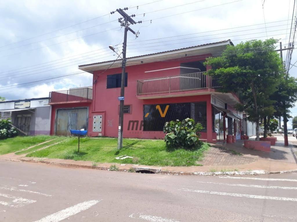 Sala Comercial à venda, 140 m² por R$ 995.000 - Brasília - Cascavel/PR