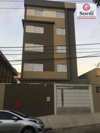 Apartamento residencial à venda, Jardim Sumaré, Ribeirão Preto.