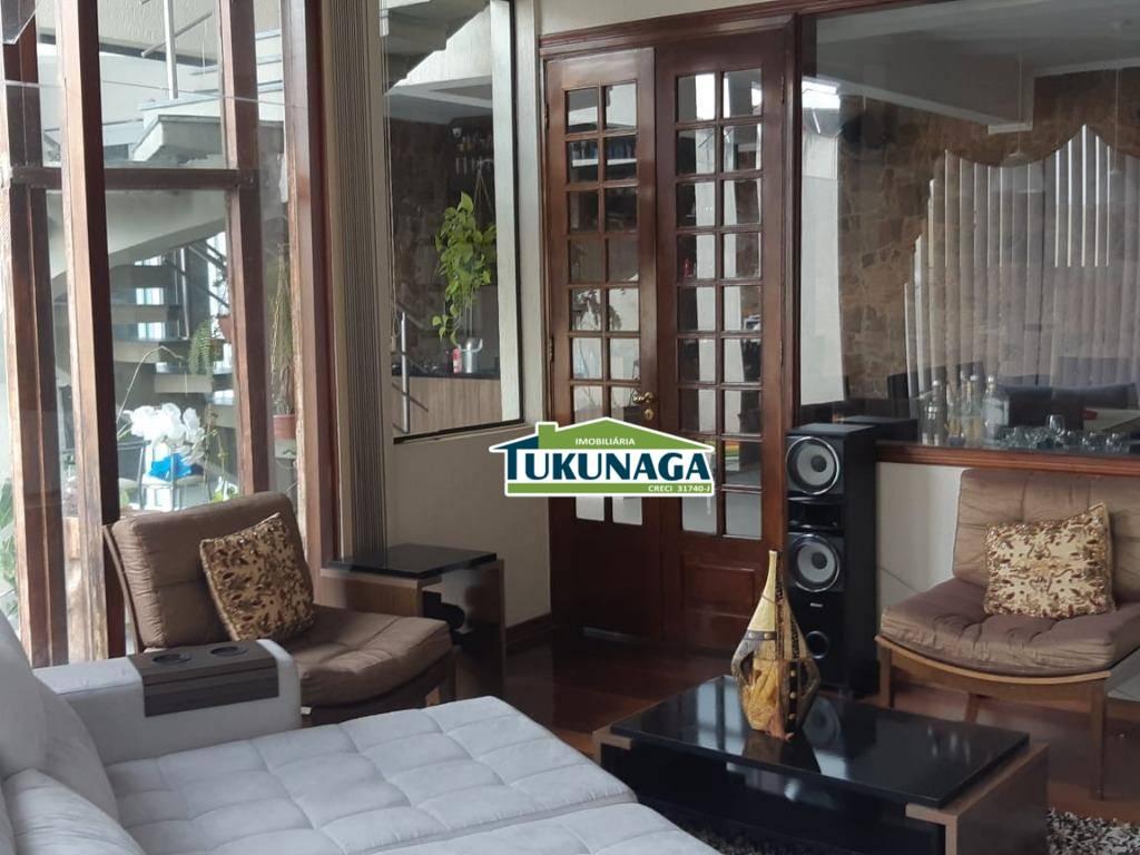 Sobrado com 3 dormitórios à venda, 300 m² por R$ 790.000 - Vila Rosália - Guarulhos/SP