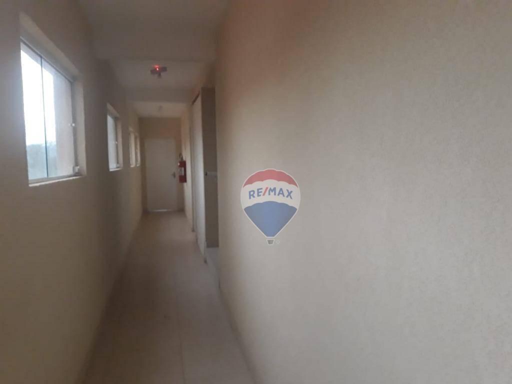 Sala para alugar, 34 m² por R$ 800/mês - Caetetuba - Atibaia/SP