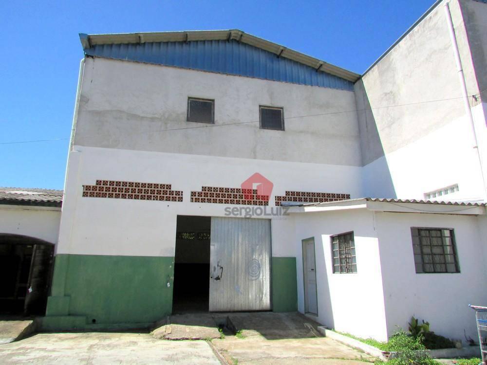 Barracão para Locação - Curitiba