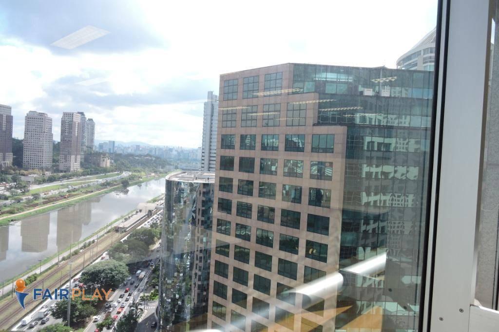 WTC Laje  1293 m Com 32 Vagas Brooklin Sao Paulo SP