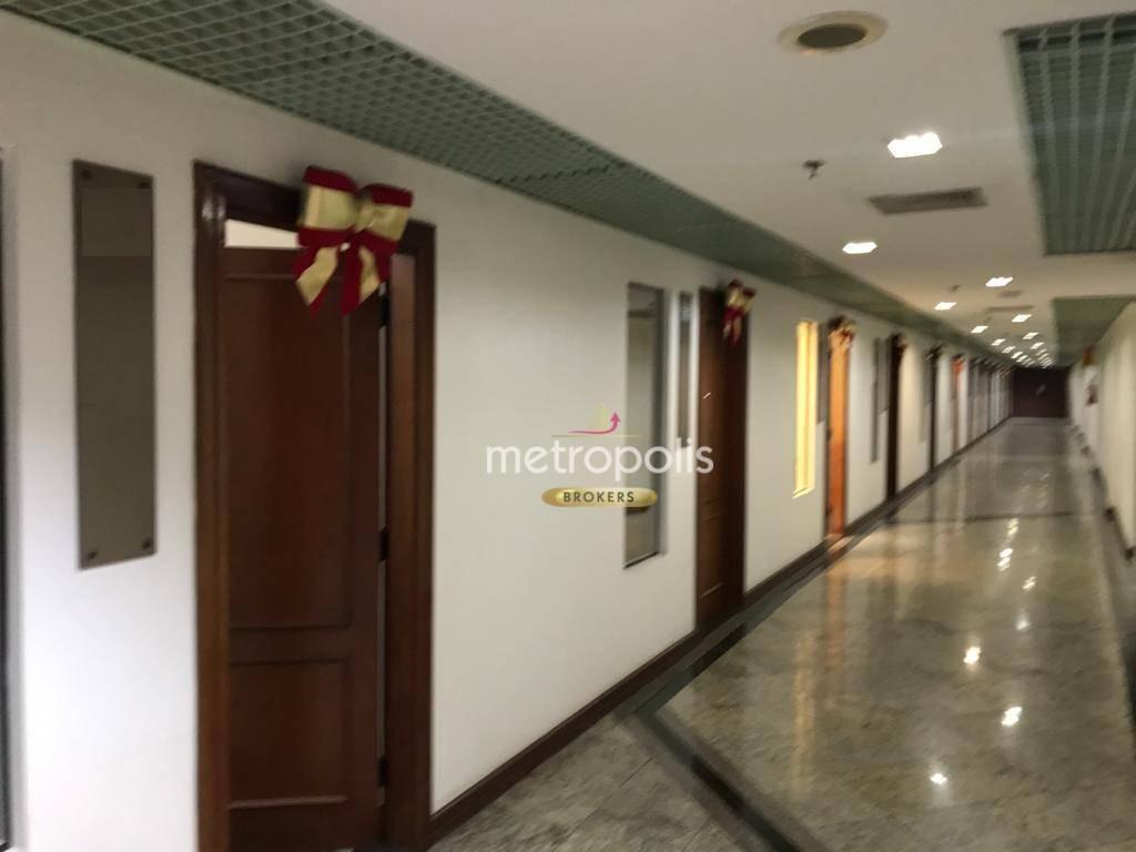 Sala para alugar, 26 m² por R$ 500,00/mês - Santo Antônio - São Caetano do Sul/SP