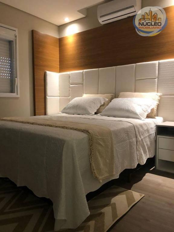 Apartamento com 2 Dormitórios à venda, 61 m² por R$ 290.005,86