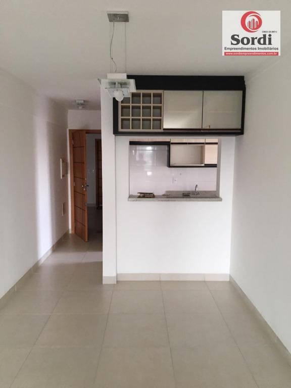 Apartamento com 2 dormitórios à venda, 85 m² por R$ 450.000 - Jardim Paulista - Ribeirão Preto/SP