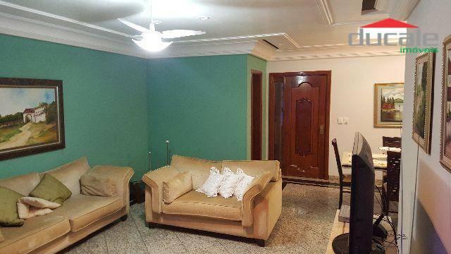 Apartamento 4 quartos, 2 suítes 3 vagas