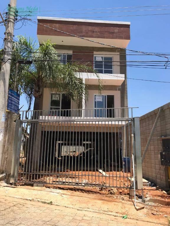 Apartamento residencial à venda, Vila São Judas Tadeu, Guaru