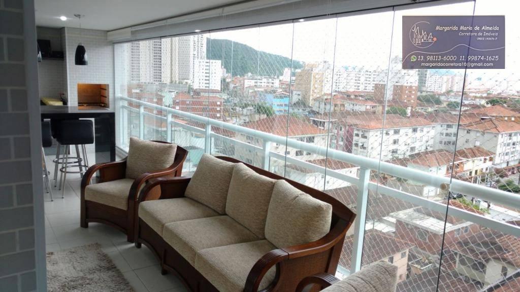The Garden, novo, lazer clube, 4 dormitorios, Santos