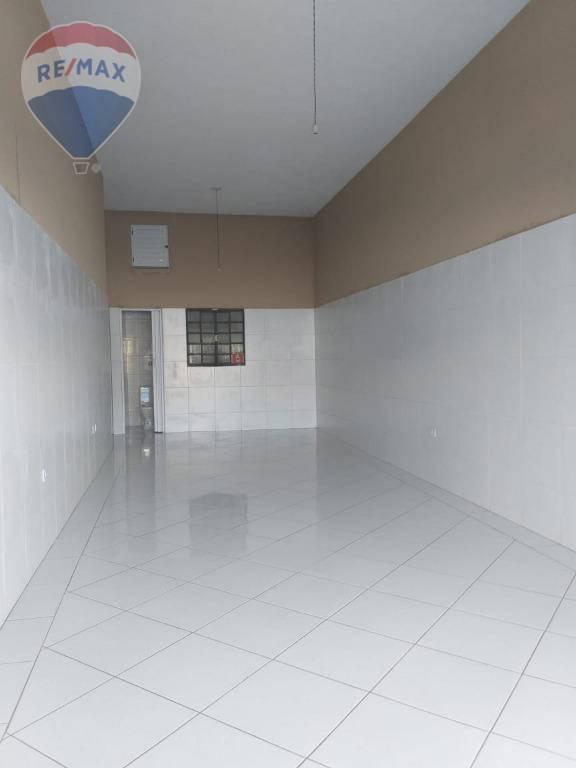Salão para alugar, 70 m² por R$ 1.500/mês - Jardim das Cerejeiras - Atibaia/SP