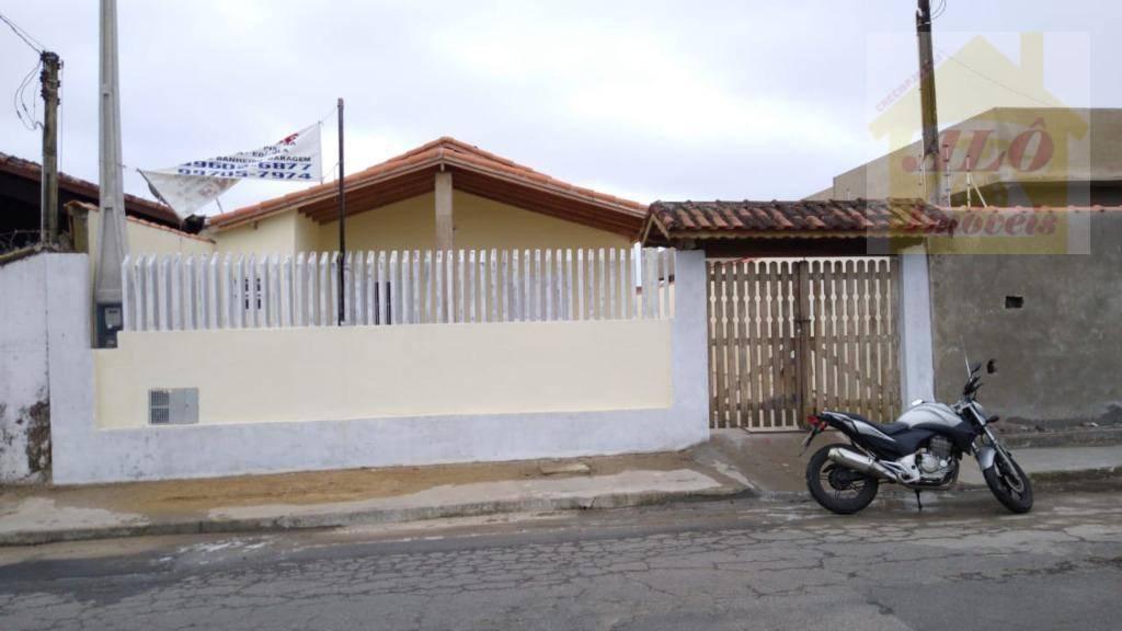 Casa com 2 dormitórios à venda, 95 m² por R$ 350.000 - Jardim Belas Artes - Itanhaém/SP