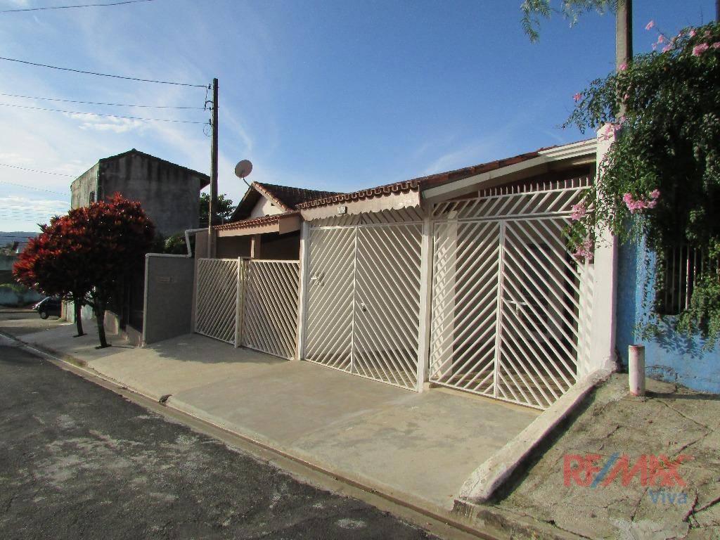 Casa terreá à venda em Atibaia bairro Jardim Alvinópolis