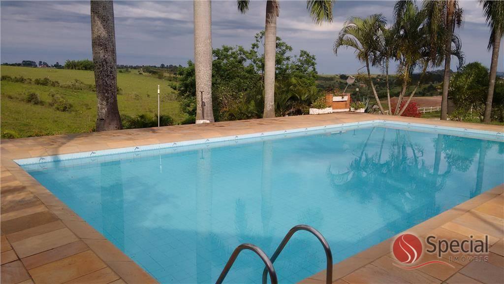 Sítio de 4 dormitórios à venda em Recanto Das Águas, Águas De São Pedro - SP