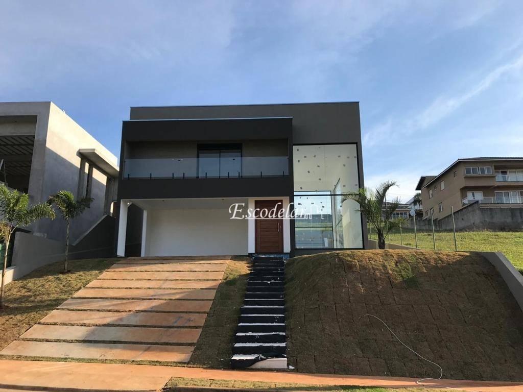 Sobrado com 3 dormitórios à venda, 245 m² por R$ 1.400.000,00 - Condominio Residencial Paradiso - Itatiba/SP