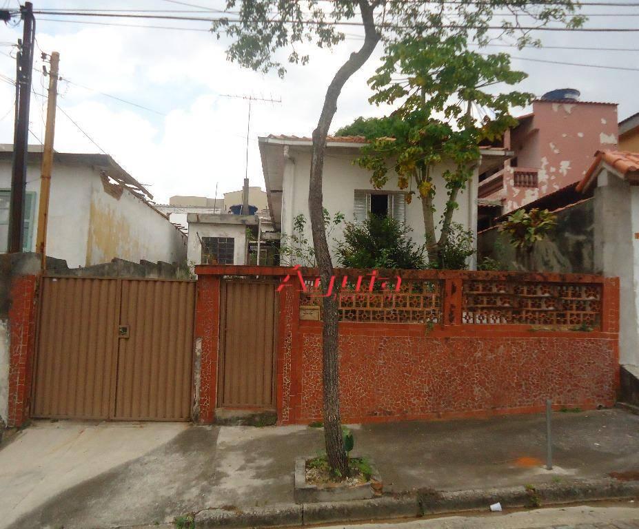 Casa residencial à venda, Vila Lucinda, Santo André.