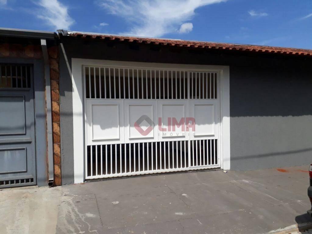 Casa residencial à venda, Parque São João, Bauru.