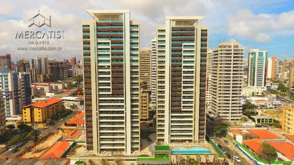 Apartamento à venda | Dom Condomínio Parque | Bairro Meireles | Fortaleza (CE) -