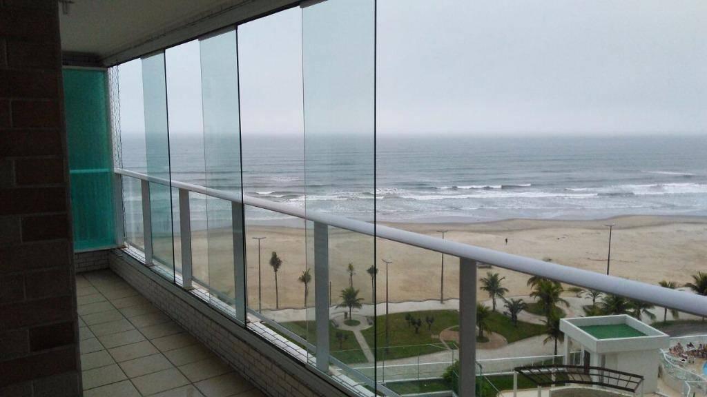 Apto 3 Dorm, Vila Mirim, Praia Grande (AP1107) - Foto 8