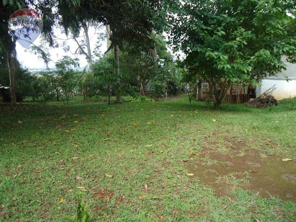Terreno à venda, 535 m² por R$ 250.000 - Jardim Paulista - Atibaia/SP