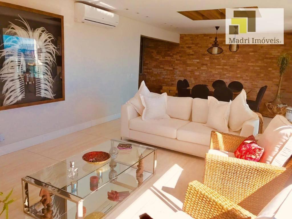 Apartamento com 4 dormitórios à venda, 194 m² por R$ 1.782.000 - Adalgisa - Osasco/SP