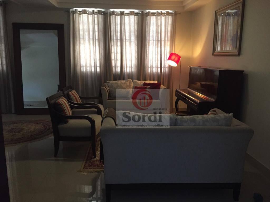 Sobrado com 3 dormitórios à venda, 322 m² por R$ 850.000 - Ribeirânia - Ribeirão Preto/SP