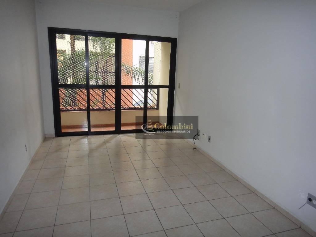 Apartamento residencial para venda e locação, Jardim Bela Vista, Santo André - AP0692.