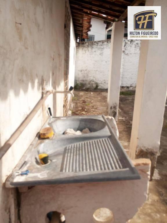 Casa com 3 dormitórios à venda, 100 m² 10X20 por R$ 200.000