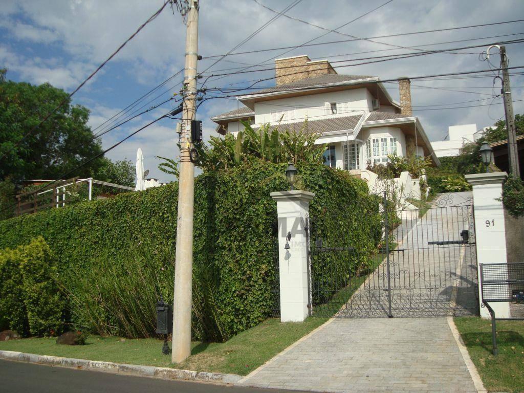 Casa Residencial à venda, Condomínio Estância Marambaia, Vinhedo - CA0308.