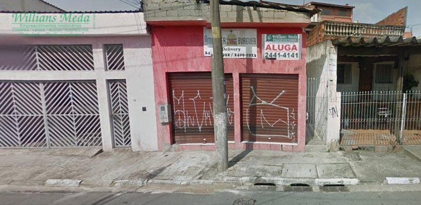 Salão comercial à venda, Macedo, Guarulhos - SL0081.