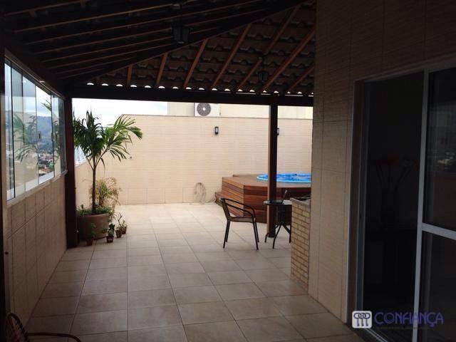 Cobertura residencial à venda, Campo Grande, Rio de Janeiro - CO0026.
