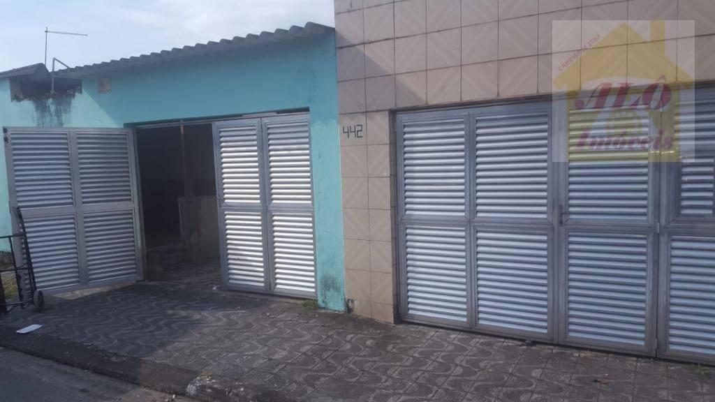 Terreno à venda, 327 m² por R$ 430.000,00 - Aviação - Praia Grande/SP