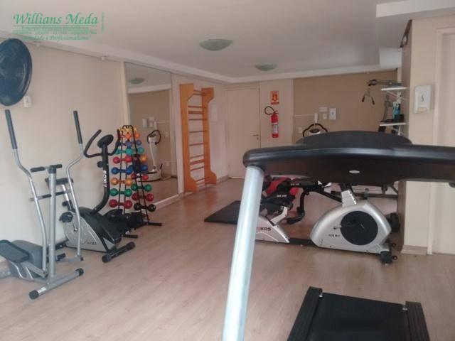 Apartamento com 2 dormitórios à venda, 58 m² por R$ 265.000 - Jardim Flor da Montanha - Guarulhos/SP