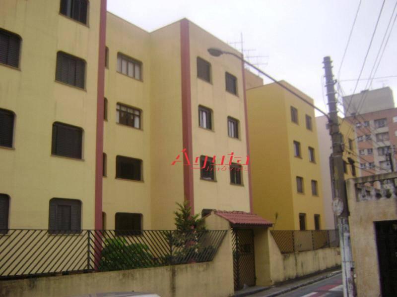 Apartamento Residencial à venda, Vila Francisco Matarazzo, Santo André - AP0038.