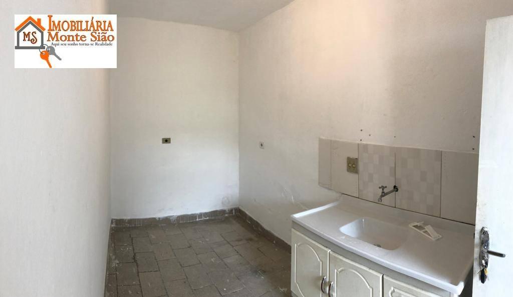 Casa no Jardim Bela Vista, 1 Dorm,1 Cozinha e 1 Vaga de garagem