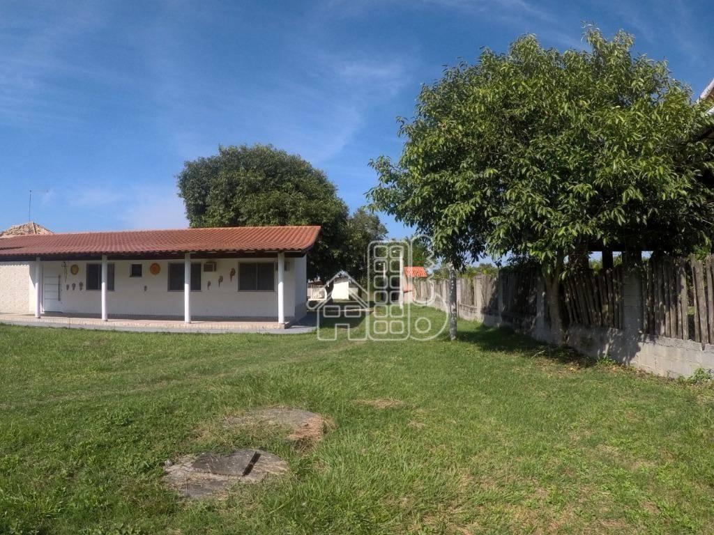 Sítio com 10 dormitórios à venda, 5691 m² por R$ 750.000 - Caxito - Maricá/RJ