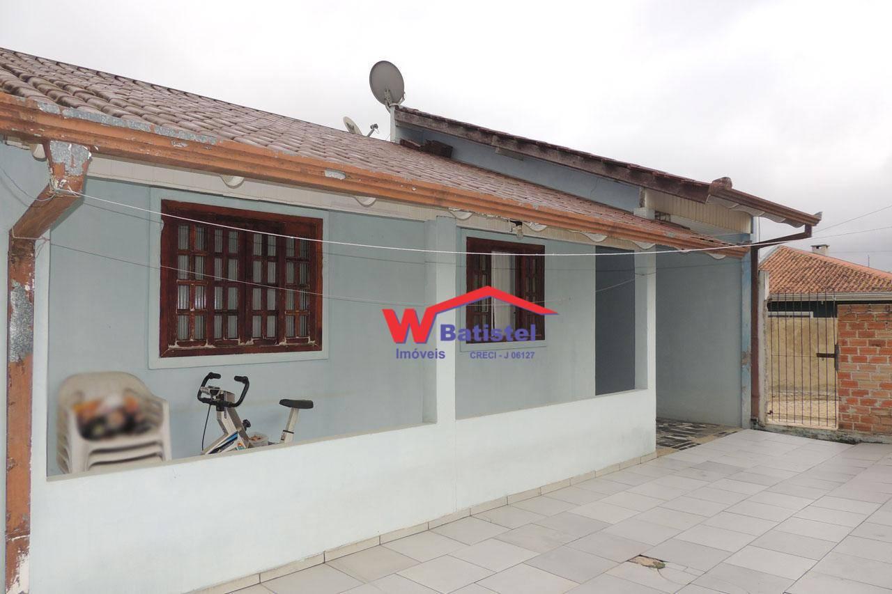 Casa com 4 dormitórios à venda, 77 m² Rua Do Cedro nº 380 - Parque do Embu - Colombo/PR