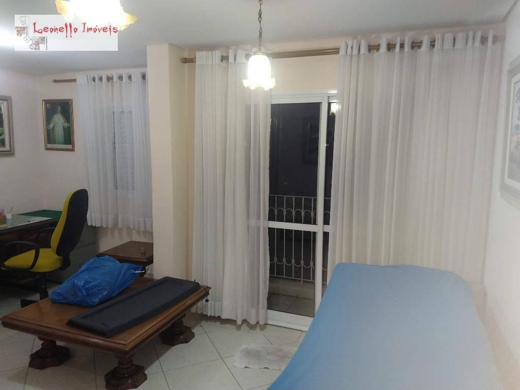 Apartamento para alugar, 72 m² - Jardim - Santo André/SP