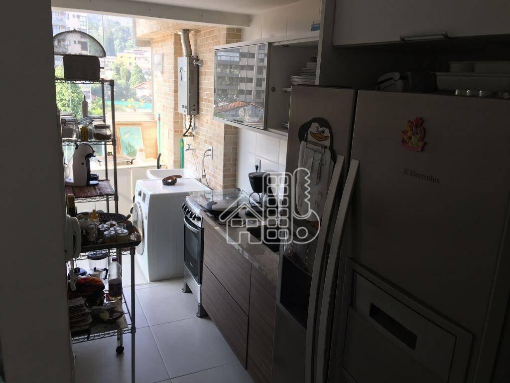 Apartamento em Freguesia (Jacarepaguá)  -  Rio de Janeiro - RJ