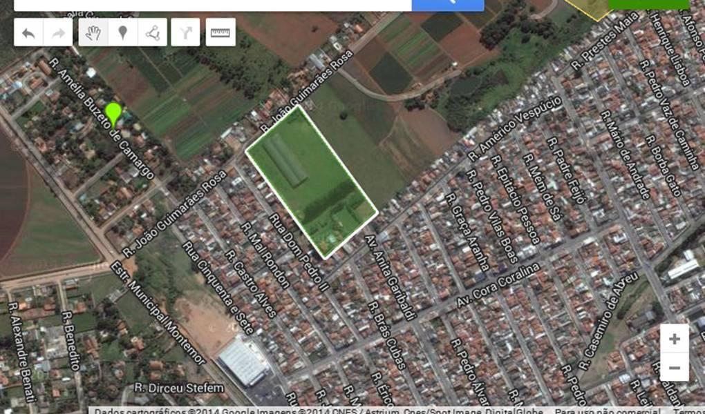 Terreno, Jardim Amanda Ii, Hortolândia (AR0627)