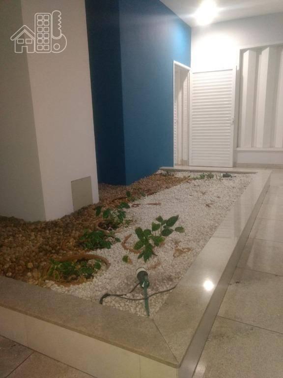 Dois quartos mobiliado no coração de Botafogo