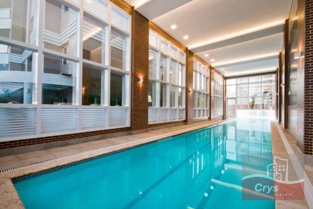 espetacular apartamento decorado anália franco pronto para morar . 3 suites a master com closet e...