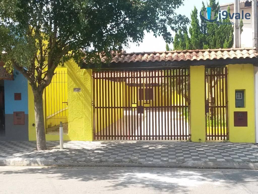 Casa de 4 dormitórios à venda em Cidade Salvador, Jacareí - SP