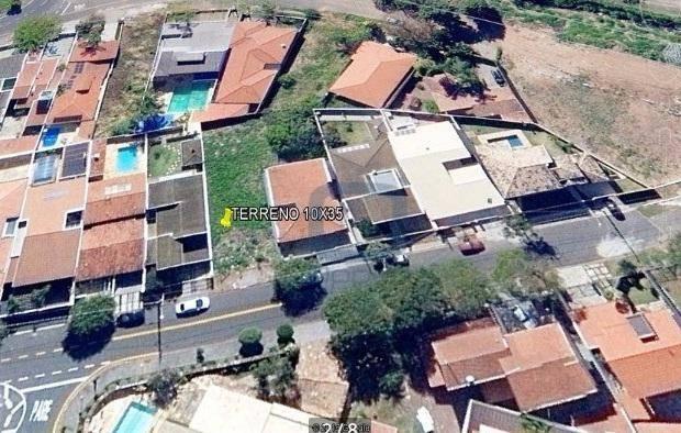 Terreno residencial à venda, Jardim São Carlos, Campinas.