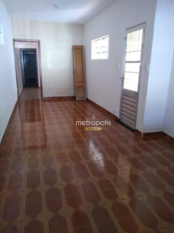 Casa à venda, 125 m² por R$ 430.000,00 - Centro - São Caetano do Sul/SP