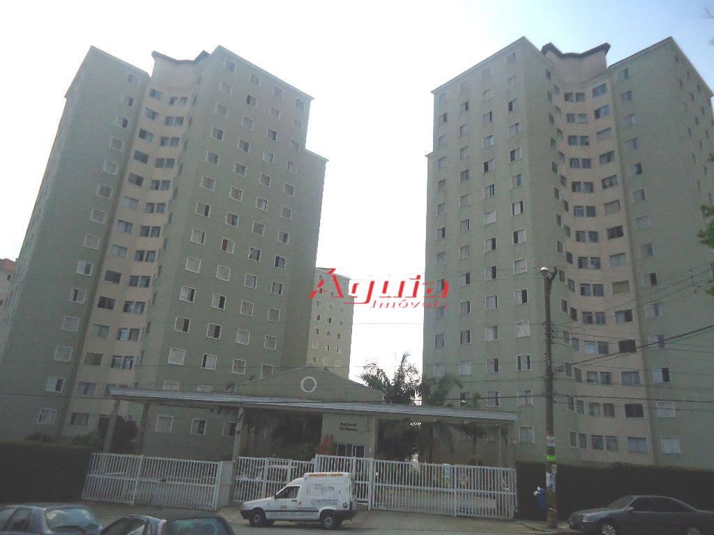 Apartamento residencial à venda, Parque Marajoara, Santo André.