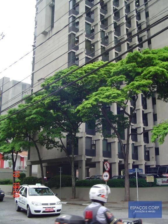 Conjunto comercial à venda e/ou locação, com 117m² - Brooklin - São Paulo/SP