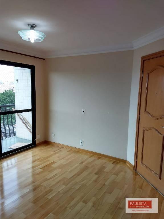 Apartamento residencial para locação, Alto da Boa Vista, São Paulo.