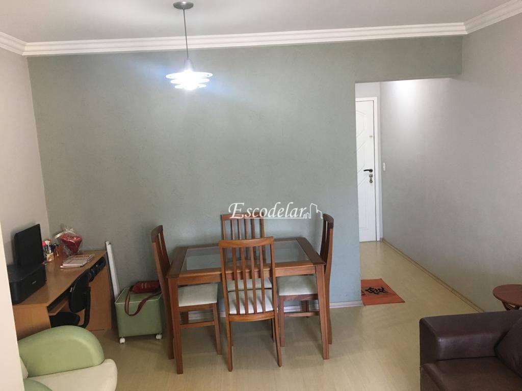 Apartamento com 2 dormitórios à venda, 64 m² por R$ 300.000 - Vila Augusta - Guarulhos/SP
