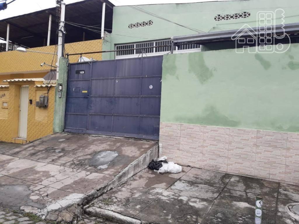 Galpão para alugar, 300 m² por R$ 5.152/mês