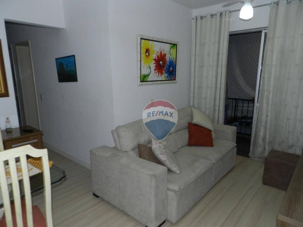 Apartamento com quartos para Alugar, 57 m²