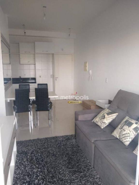 Loft com 1 dormitório para alugar, 42 m² por R$ 1.690,00/mês - Jardim do Mar - São Bernardo do Campo/SP